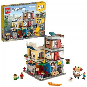 LEGO Creator Townhouse Pet Shop & Café 31097 - Sale