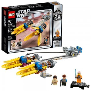LEGO Star Wars Anakin's Podracer - 20th Anniversary Edition 75258 - Sale
