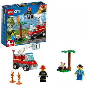 LEGO City Barbecue Burn Out 60212 - Sale
