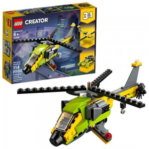 LEGO Creator Helicopter Adventure 31092 - Sale